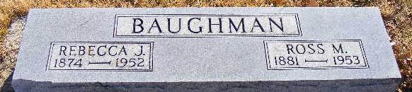 Ross M. Baughman