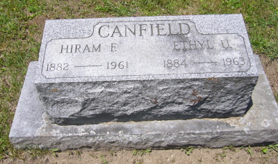 Ethyl Ursula <i>Chapin</i> Canfield