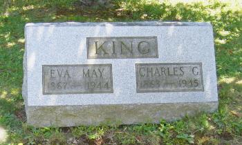 Eva May <i>Clark</i> King