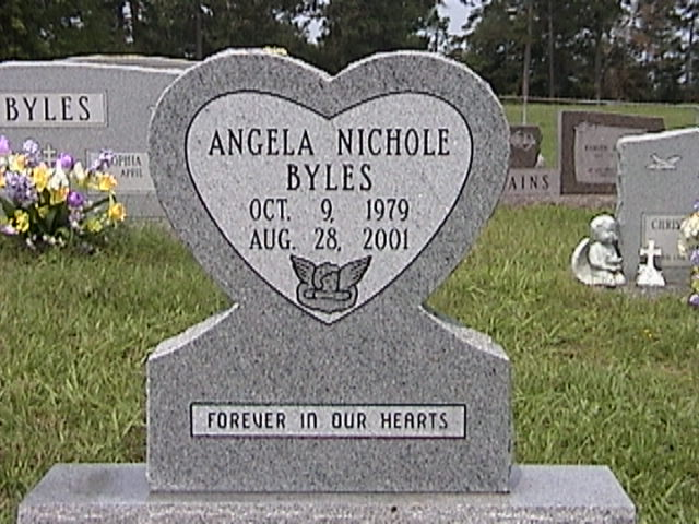Angela Nicole Byles