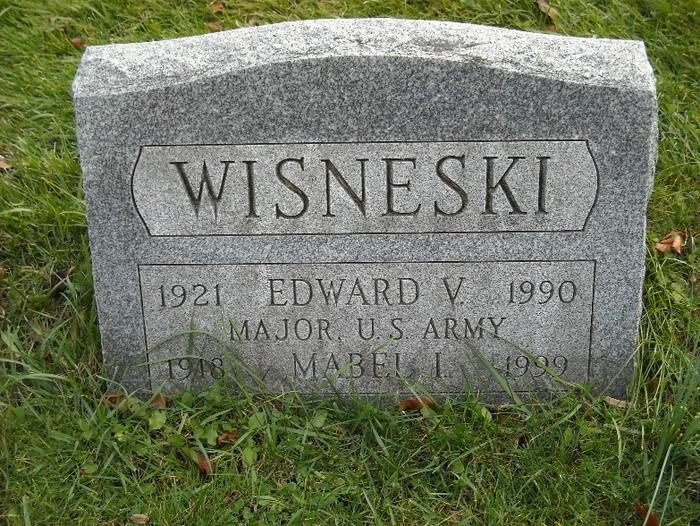 Edward V Wisneski