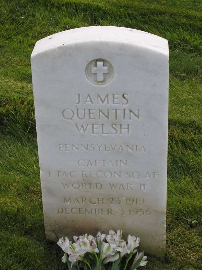 CPT James Quentin Welsh