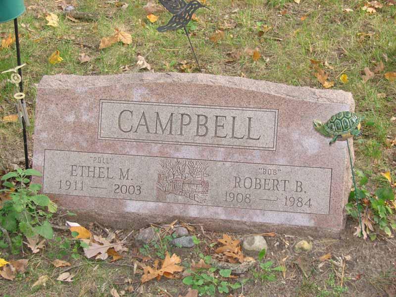 Ethel M. Campbell