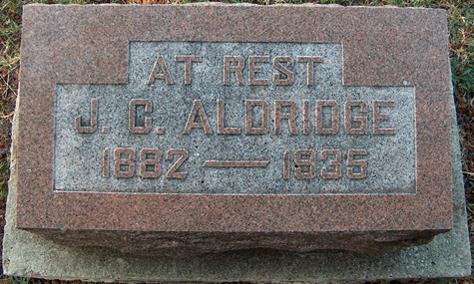 James Charles Aldridge