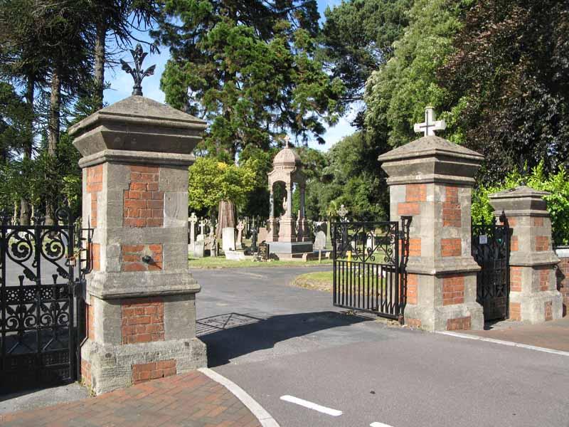 Wimborne Road Cemetery