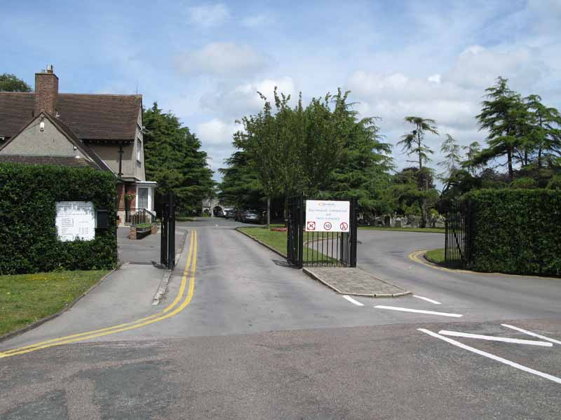Bournemouth Crematorium and North Cemetery