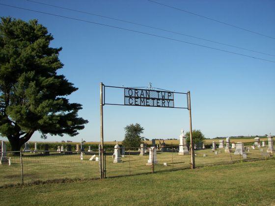 Oran Township Cemetery