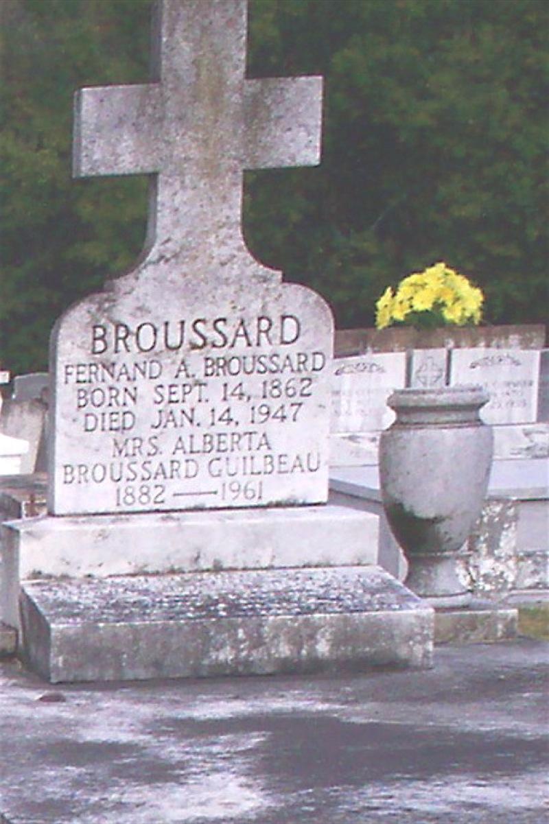 Alberta <i>Broussard</i> Guilbeau