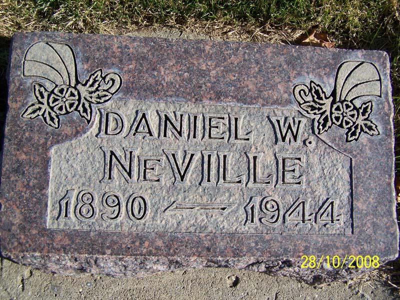 Daniel West NeVille