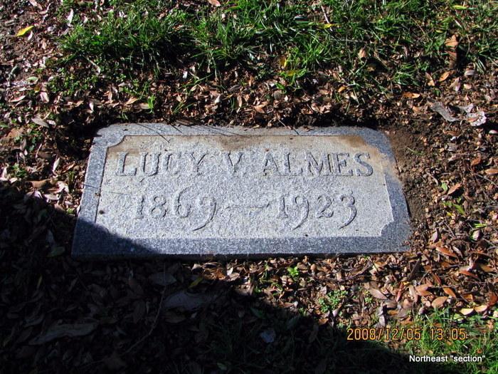 Lucy V. Almes