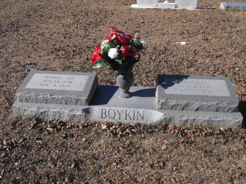 Corp Tommie Lee Boykin