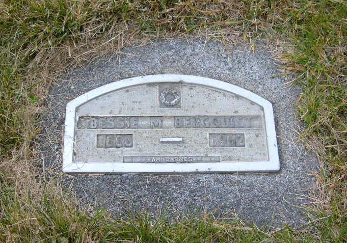 Bessie <i>Gallarno</i> Bergquist