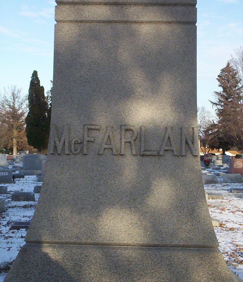 Lydia C. <i>Jackson</i> McFarlan