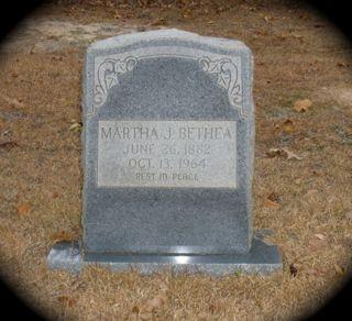 Martha Jane Bethea