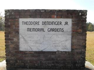 Theodore Dendinger Jr. Memorial Gardens