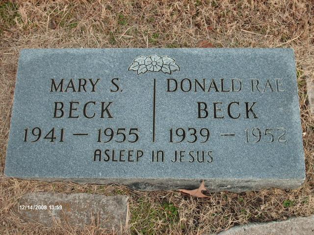 Donald Rae Beck