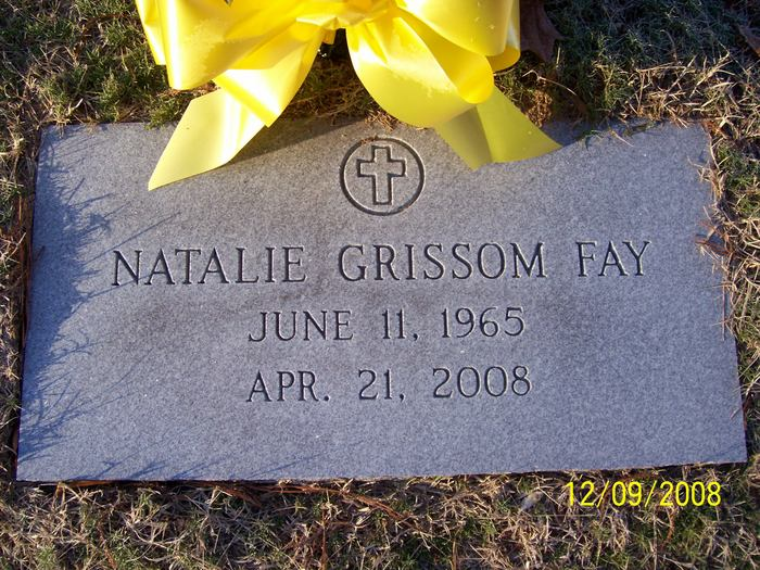 Natalie <i>Grissom</i> Fay