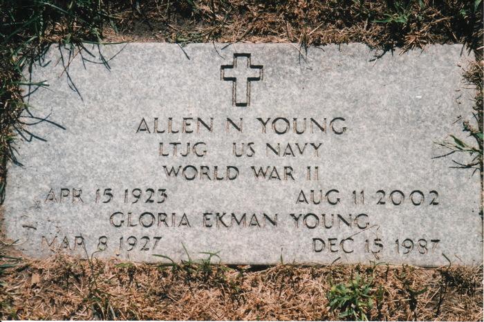 Gloria Alyene <i>Ekman</i> Young