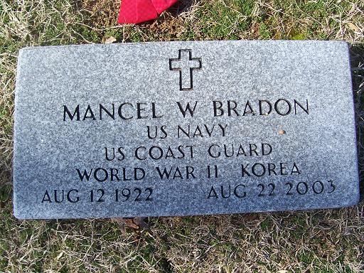 Mancel W. Bradon