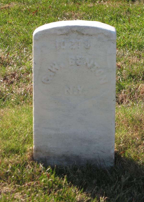 George Washington Benton