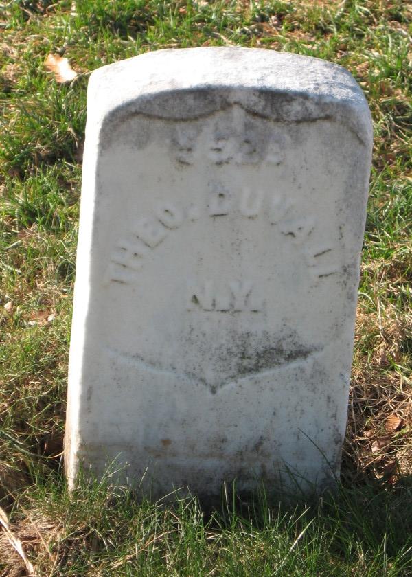 Theodore Duvall