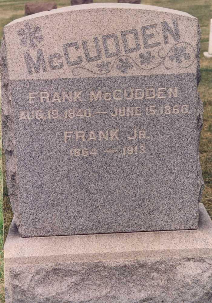 Franklin McCudden
