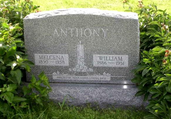 William Anthony