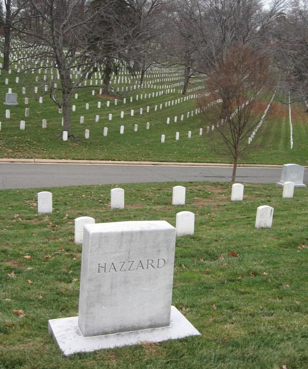 Harry Hazzard