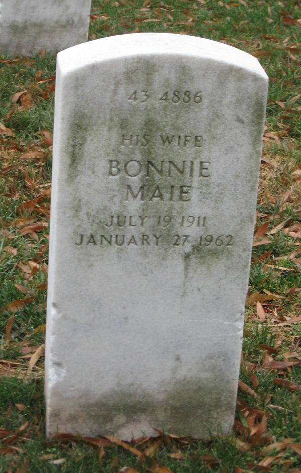 Bonnie Maie <i>Wells</i> Corey