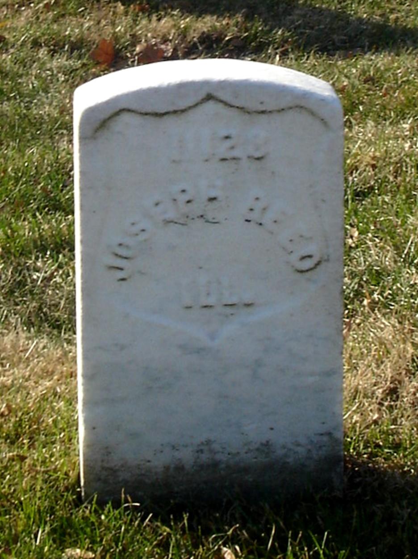 Pvt Joseph Reed