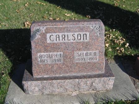 Adolph T. Carlson