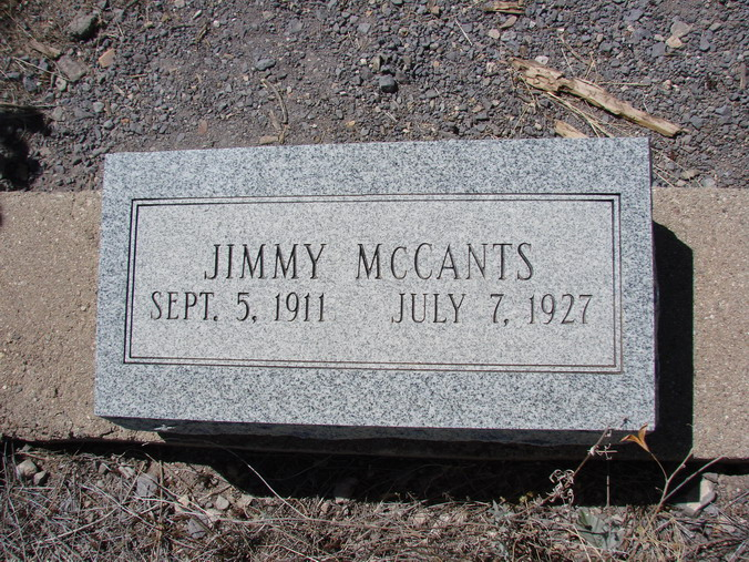 Jimmy McCants