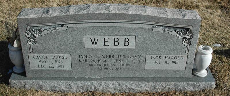 PO James Edwin Webb