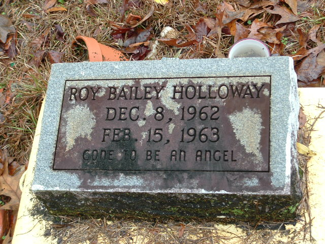 Roy Bailey Holloway