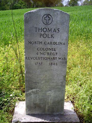 Col Thomas Polk