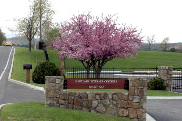 Rocky Gap Veterans Cemetery