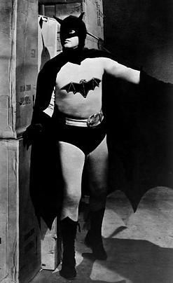 robert lowery batman