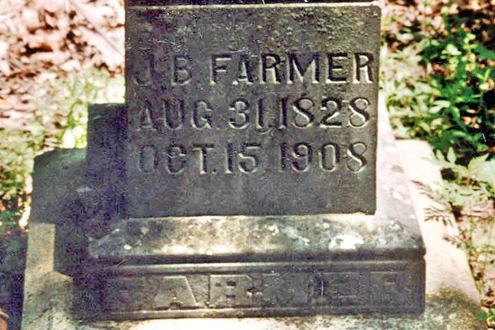 John B Farmer