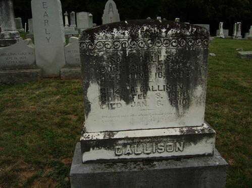 1LT Isaac Callison