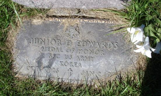 SFC Junior Dean Edwards