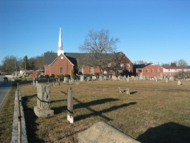 Refuge Baptist Church Cemetery