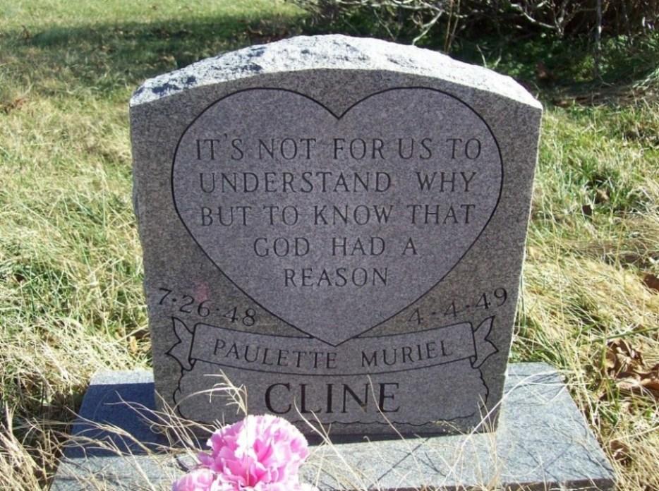 Paulette Muriel Cline