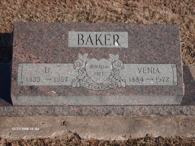 D. Baker