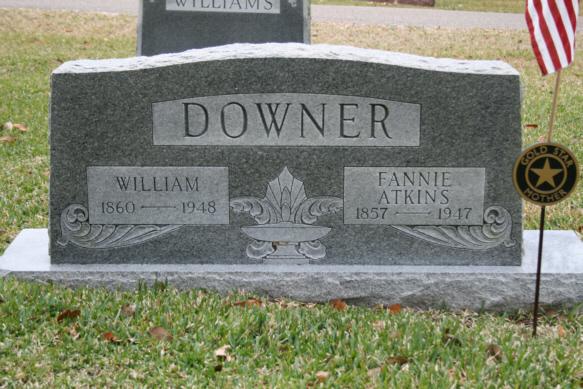 Fannie <i>Atkins</i> Downer