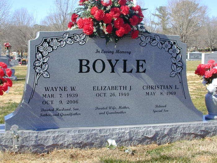 Wayne William Boyle, Sr