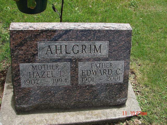 Hazel I Ahlgrim