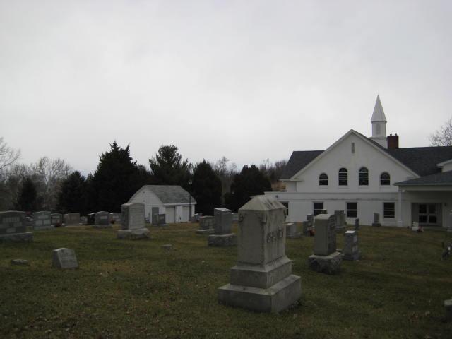 Benevola United Methodist Church Cemetery