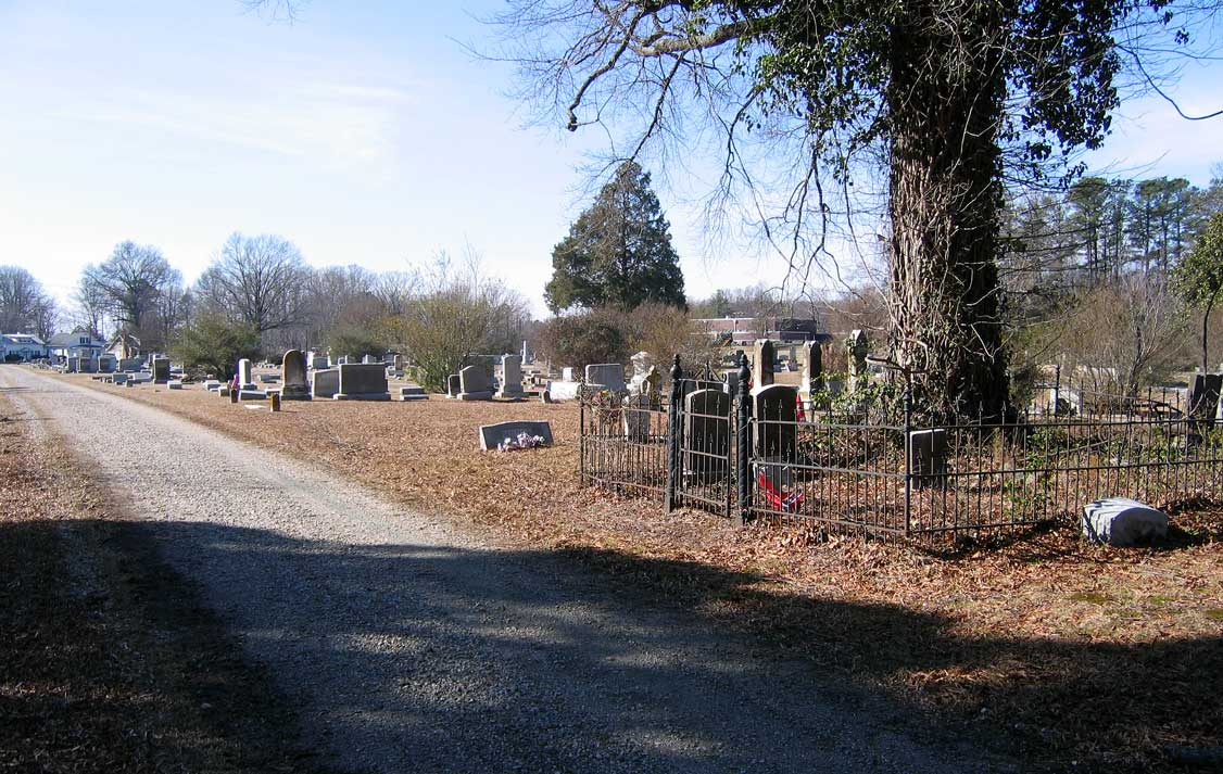 Sunny Slope Cemetery