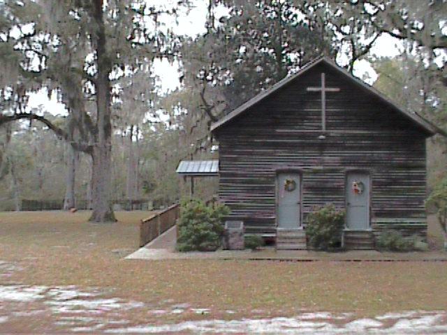 Falling Creek Church Cemetery