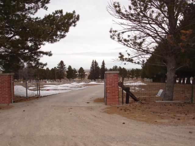 Mitchell Valley Cemetery